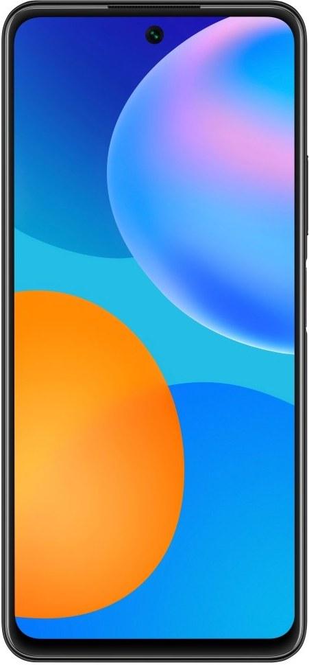 Huawei P Smart 2021, 128 GB, Dual SIM, čierny