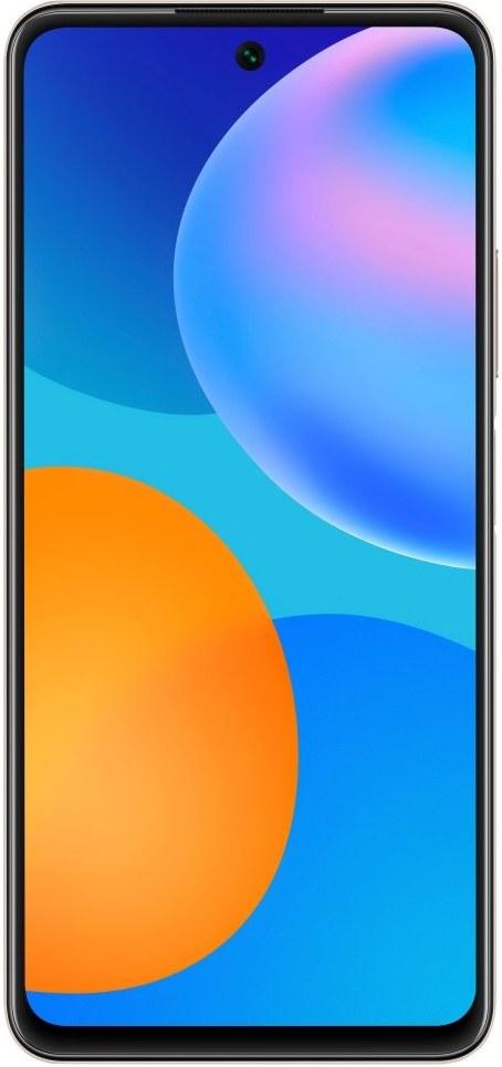 Huawei P Smart 2021, 128 GB, Dual SIM, zlatý