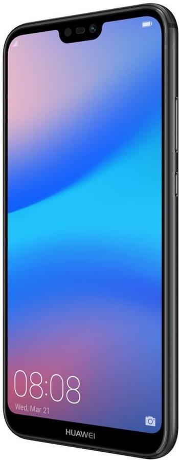Huawei P20 lite, čierny