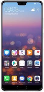 Huawei P20, modrý