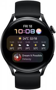 Huawei Watch 3, čierne