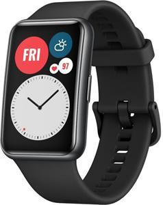 Huawei Watch Fit, čierne