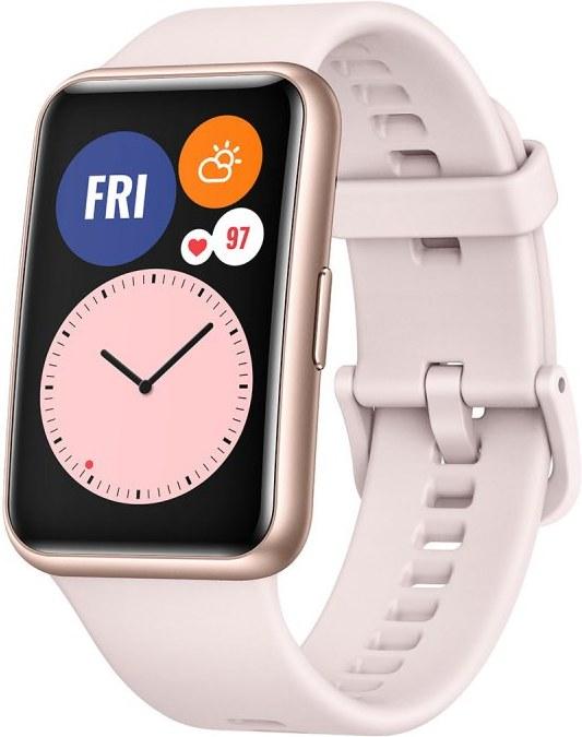 Huawei Watch Fit, ružové