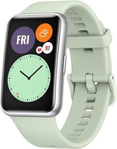 Huawei Watch Fit, zelené