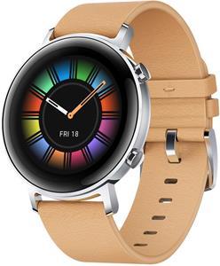 Huawei Watch GT 2, 42mm, hnedé