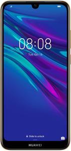 Huawei Y6 2019, Dual SIM, hnedý