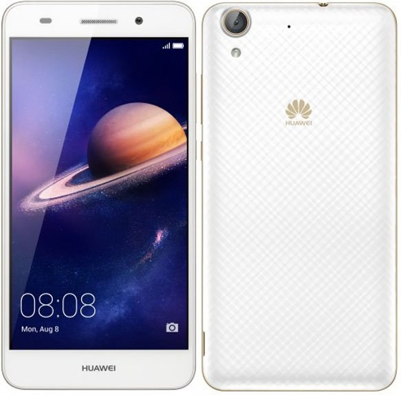Huawei Y6 II, biely