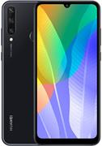 Huawei Y6P, 64 GB, Dual SIM, čierny