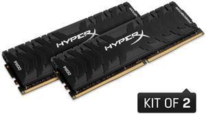 HyperX Predator, 2x8GB, 2666MHz, DDR4