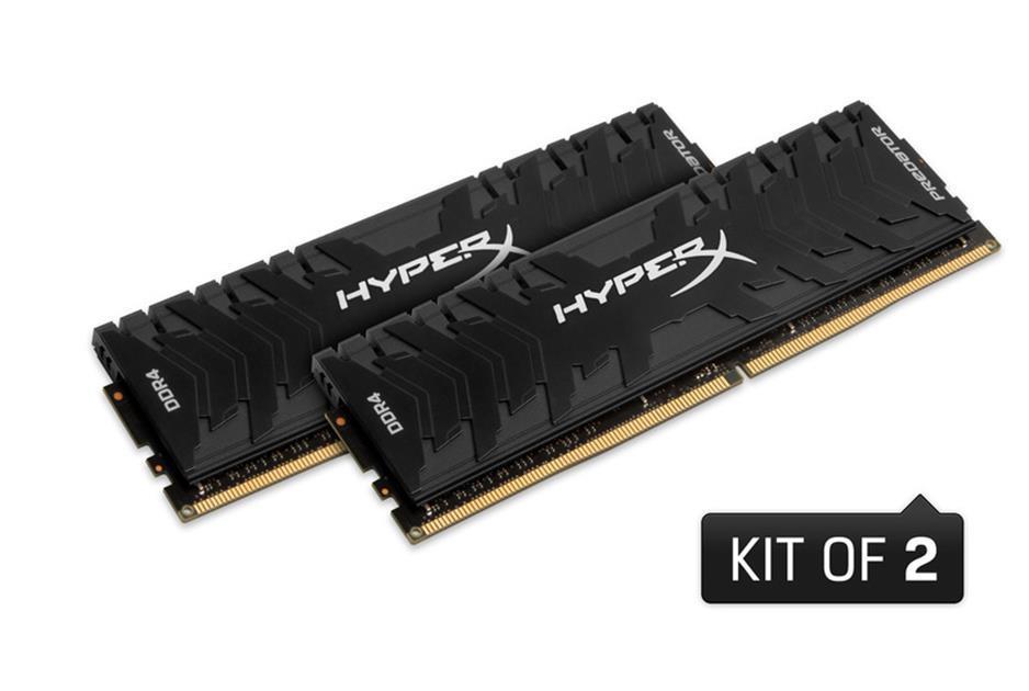 HyperX Predator, 2x8GB, 3200MHz, DDR4