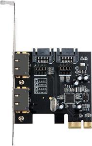 i-Tec PCIe SATA III karta