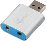 i-Tec USB 2.0, Metal Mini Audio Adapter