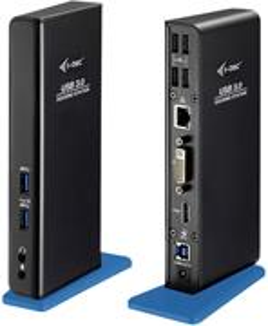 i-tec USB 3.0 Dual Video DVI HDMI, dokovacia stanica