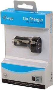 i-Tec USB auto-nabíjačka 2.1A