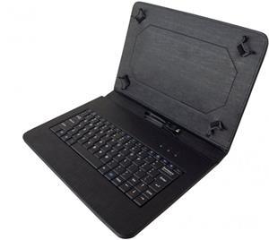 """iGET S10B, puzdro pre tablet 10"""" s klávesnicou, čierne"""