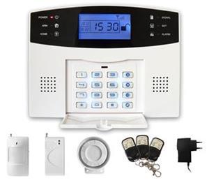 iGet Security M2B bezdrôtový set GSM alarm CZ