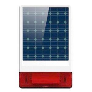 iGet Security P12 vonkajšia solárna siréna