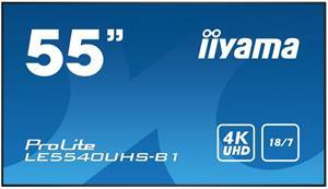 """iiyama LE5540UHS-B1 - AMVA3, 55"""""""