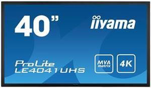 """iiyama ProLite LE4041UHS-B1, 40"""""""