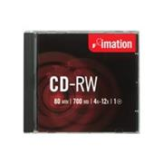 Imation CD-RW 4-12X/700MB/Jewel