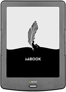 """InkBOOK Classic 2, 6"""", čitačka kníh, čierna"""