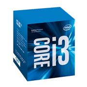 Intel Core i3-7100, Box
