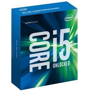 Intel Core i5-6600K 3.5GHz, BOX, bez chladiča