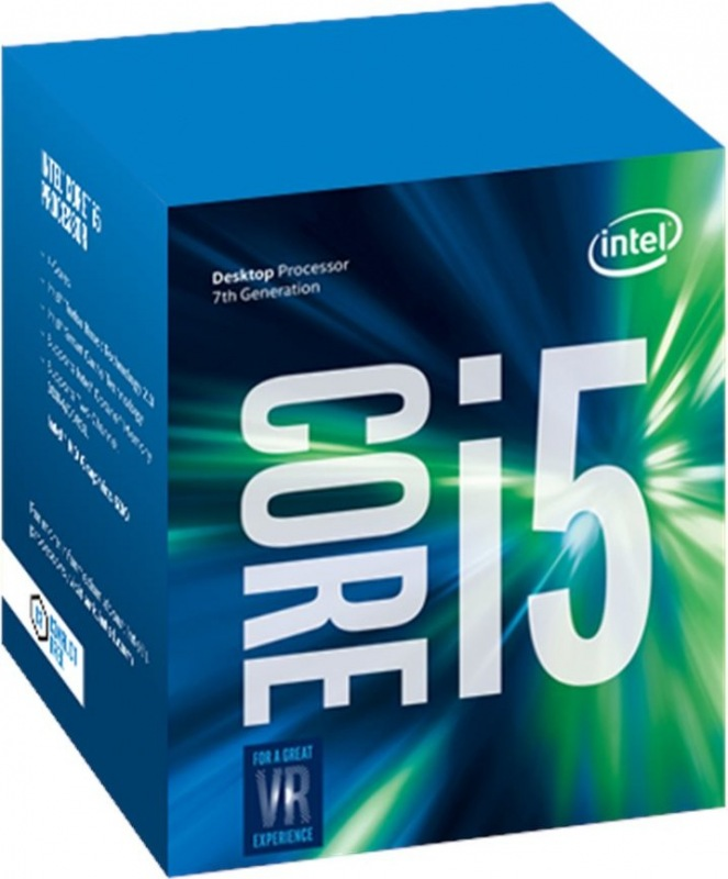 Intel Core i5-7400 3.00GHz, Box