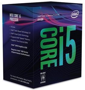 INTEL Core i5-8500, Box