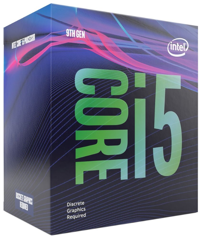 INTEL Core i5-9400F, Box