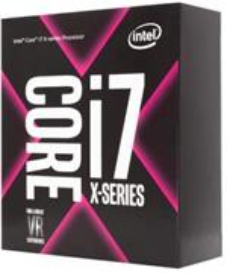 Intel Core i7-7800X, Box, bez chladiča