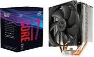 Intel® Core™i7-8700K + SilentiumPC Fera 3 HE1224