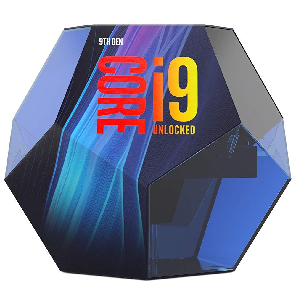 Intel Core i9-9900K, Box