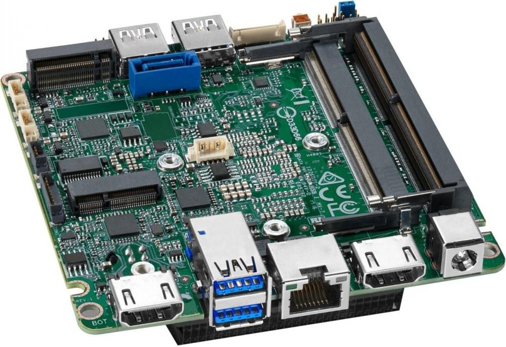 """Intel NUC Board 7i5DNBE i5/USB3/dHDMI/M.2/2,5"""""""