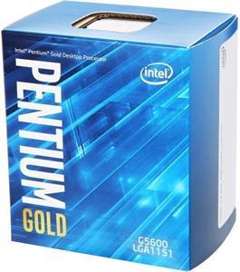 Intel Pentium G5400, 3.7 GHz, BOX