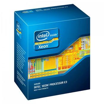 INTEL Xeon 4-Core E3-1231 v3/ 3.40GHz/ 8MB cache/ LGA1150/ Haswell Ref
