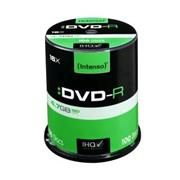Intenso DVD-R [ cake box 100 | 4.7GB | 16x ]