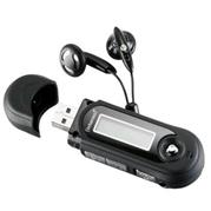 Intenso MP3 prehrávač 8GB Music Walker LCD