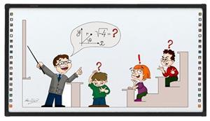 Interaktívna tabuľa Gaoke Touchboard 104
