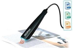 IRISPen Executive 7 - prenosný skener vo forme pera