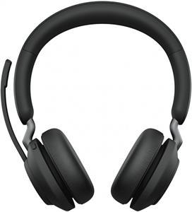 Jabra Evolve2 65, bezdrôtové slúchadlá, čierne