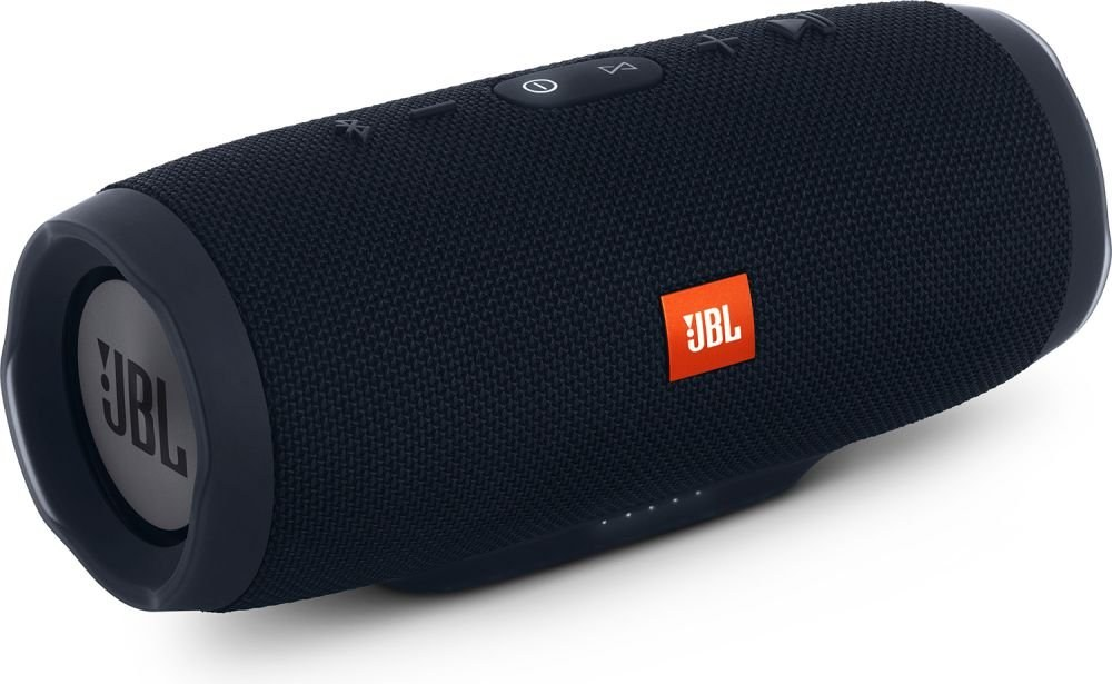 JBL Charge 3 Stealth Edition Black, bluetooth prenosný reproduktor, čierny