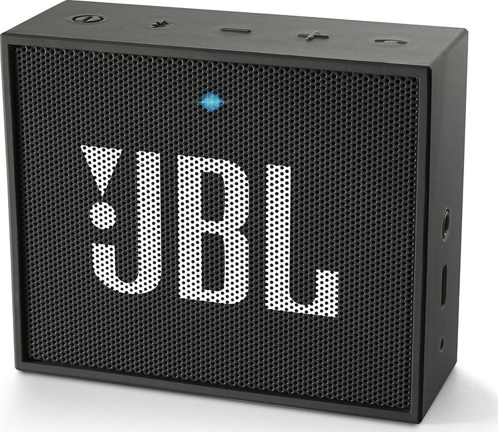 JBL GO bluetooth Black, reproduktor, čierny