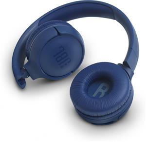 JBL Tune 500 BT Blue, bluetooth slúchadlá, modré