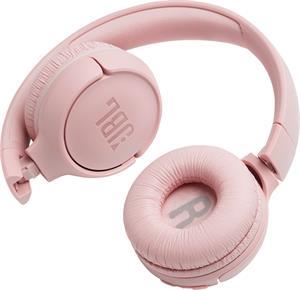 JBL Tune 500 BT Pink, bluetooth slúchadlá, rúžové