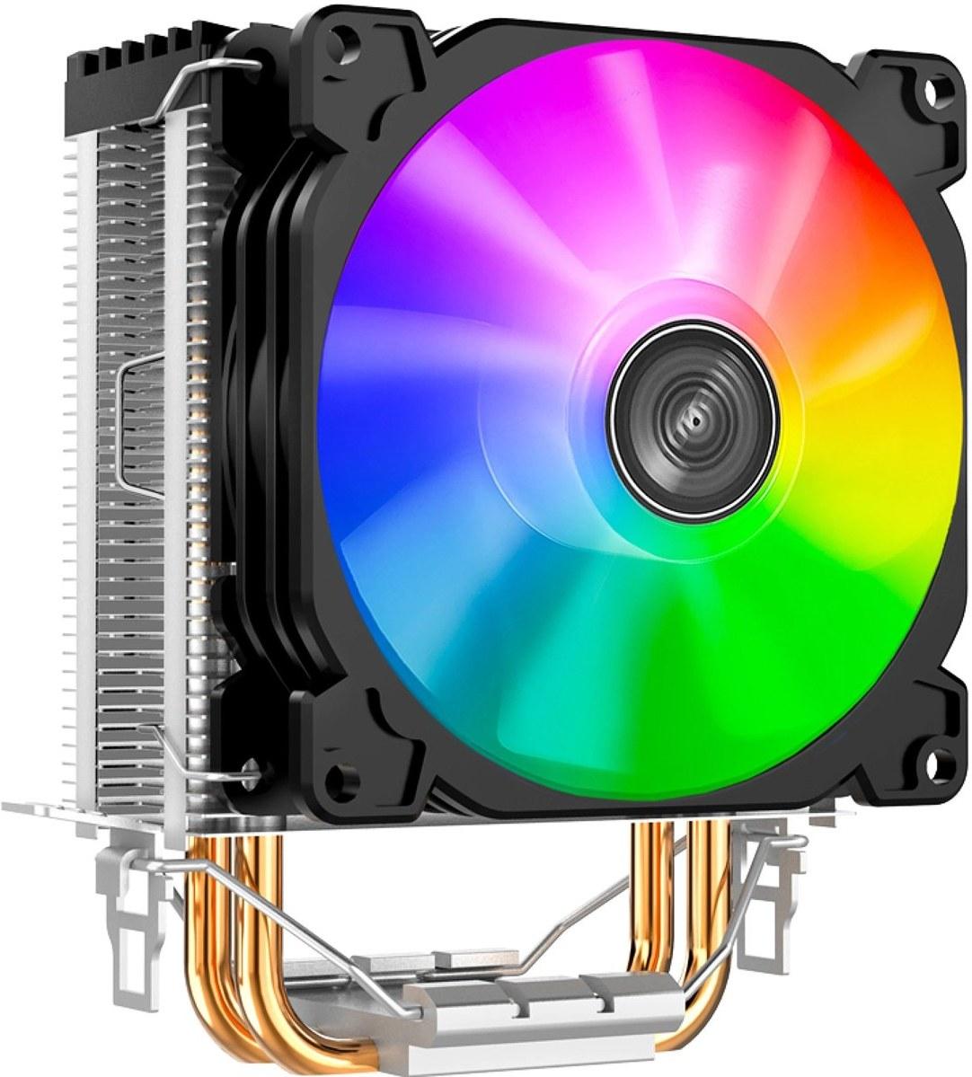 Jonsbo CR-1200 CPU, ARGB - 92mm, čierny