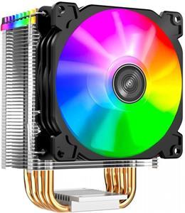 Jonsbo CR-1400 CPU, ARGB, čierny