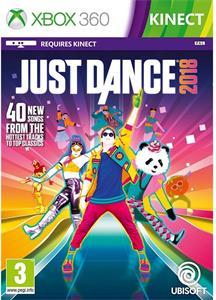 Just Dance 2018 (Xbox 360)