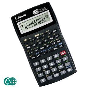 Kalkulačka Canon F-502G, čierna