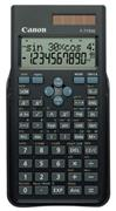 Kalkulačka Canon F-715SG black
